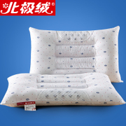 Beijirong cassia seed pillow buckwheat pillow cervical pillow single hotel nursing students to take 2 adults