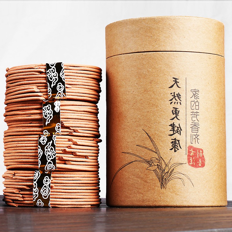 The global purchase shipping natural sandalwood incense incense incense incense household toilet deodorant to smell the toilet room