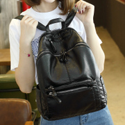 Backpack School Bag 2016 new female Korean wind backpack female shoulders Korean fashion bags bag