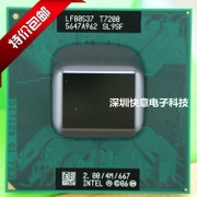 T7200 2.0G 667 CPU notebook original version of the official support of 945 T7400 4M T7600