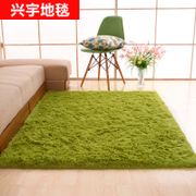 Xingyu thick silk wool simple modern bedroom bedside table window tatami carpeted floor can be customized