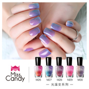 Miss Candy health refers to the color of nail polish can be stripped of non durable and gradual change in color with the temperature changing temperature