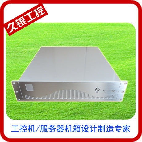 2U38CM deep frame firewall / router / device control / IPC / server aluminum panel chassis