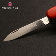 Vivtorinox Swiss Army knife custom custom special (no saber) DIY personalized carving custom single shot does not send