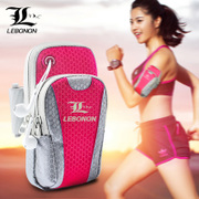 Running mobile arm bag men and women running fitness arm bag apple HUAWEI wrist bag mobile phone mobile phone sleeve