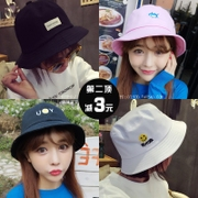 Fisherman hat female Han Guochao hat children summer hat Korean couples traveling sun basin hat Sun Beach Hat