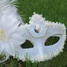1pcs Chic Venetian Party Masquerade fancy dress mask high-en