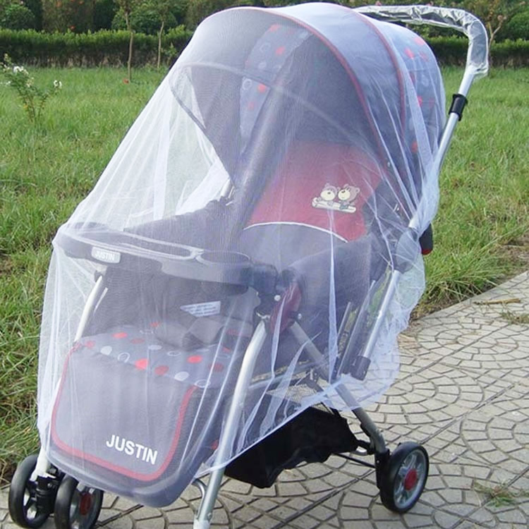 Baby stroller baby stroller accessories increase mosquito nets baby mosquito net encryption car full face nets