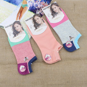 A special offer brand female socks socks clearance processing children socks cotton thin socks and lovely students