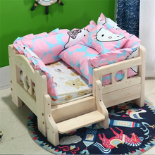 Dog bed dog bed pet bed taidijinmao dog kennel indoor cat litter solid wood large breed dog puppies four seasons universal