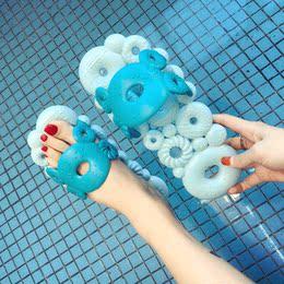 浴室防滑漏水拖鞋女夏季情侣居家室内洗澡速干凉拖软底镂空洞洞拖