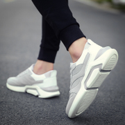 In the autumn of 2017 new shoes leisure shoes running shoes Korean men sports shoes all-match trend in winter