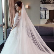2017 new sexy slim slim waist tail bride wedding dress neat