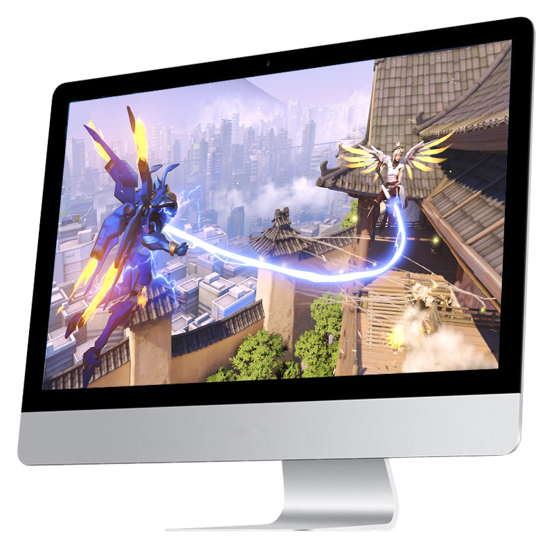 Ultra-thin all-in-one computer, office, business, home computer, LOL game, G4560 computer