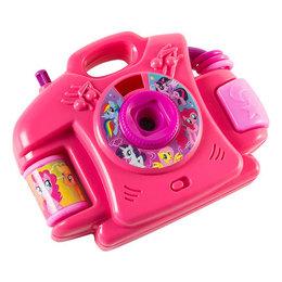 小马宝莉玩具相机投影宝宝仿真照相机儿童过家家玩具