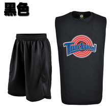 Big air dunk dunk contest Basketball Basketball Jersey Lavin suit basketball clothes suit training warm-up