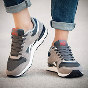 The winter men's casual shoes and shoes cashmere thermal Agam shoes running shoes shoes trend of Korean plate