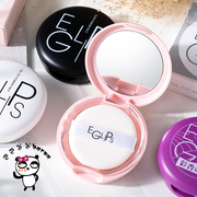 PONY recommended genuine BBIA oil silky powder eglips Macarons makeup honey powder 8g pore