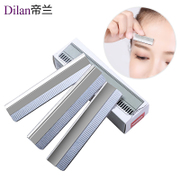 The razor blade 10 professional eyebrow eyebrow piece suit scraping eyebrow makeup lady tools special package mail