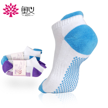 The Yoga socks Wuzhi socks socks slip female professional yoga yoga fitness activities summer thin socks