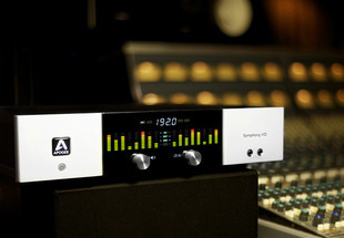 Alto Apogee Symphony licensed with the anti-counterfeiting spot / I/O multi channel audio interface