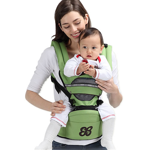 Korean baby belt, baby, face, front, front, kangaroo, 2.5 shoulders, four seasons with multi-function