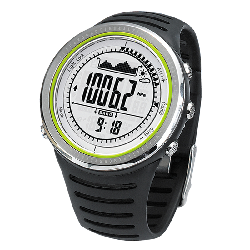 FR802A pine LuZhengPin top professional outdoor sports watch Multi-function mountain running watch is waterproof