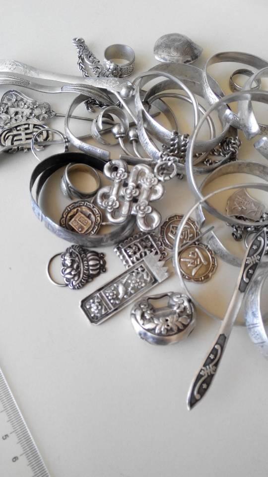 Купить Изделия из золота, серебра, меди в Китае, в интернет магазине таобао на русском языке