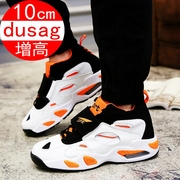 A couple of shoes increased 8cm sports shoes men's casual shoes 10cm shoes 6cm basketball shoes shoes spring tide
