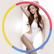 The hula hoop for adults soft foam sponge increased thin waist weight loss slimming abdomen Ms. hula hoop