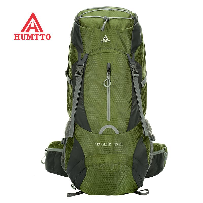 悍途户外登山包男款多功能60L大容量露营旅游防水徒步双肩旅行包