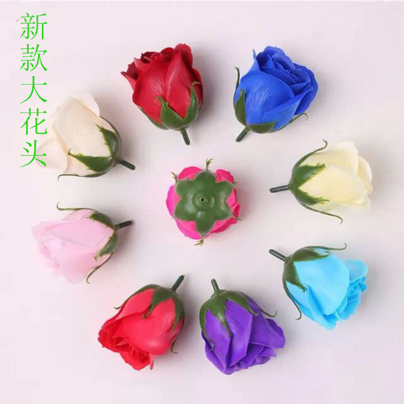 Simulation SOAP flower SOAP rose Carnation creative Valentine's day birthday flower shop flower bouquet package
