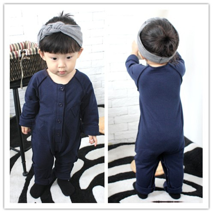 Japan baby clothes baby onesies autumn thick cotton long sleeve baby boom one child out of romper