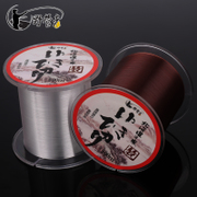 The campers 500 meters line imported raw silk road sub sea rod main line line line line nylon fishing line activities