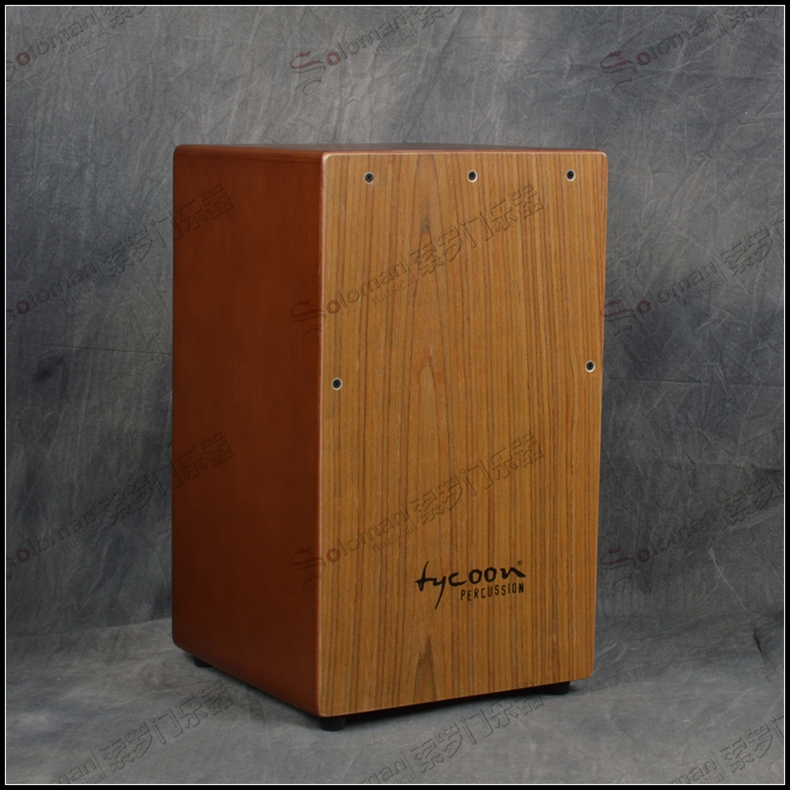 Thailand Taikun TK-24 Cajon TYCOON card hongka wooden drum popular and detonation little fighting partner