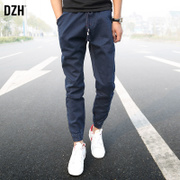 Men's casual pants men's pants spring tide 2017 new men's pants pants men's pants Haren men's pants