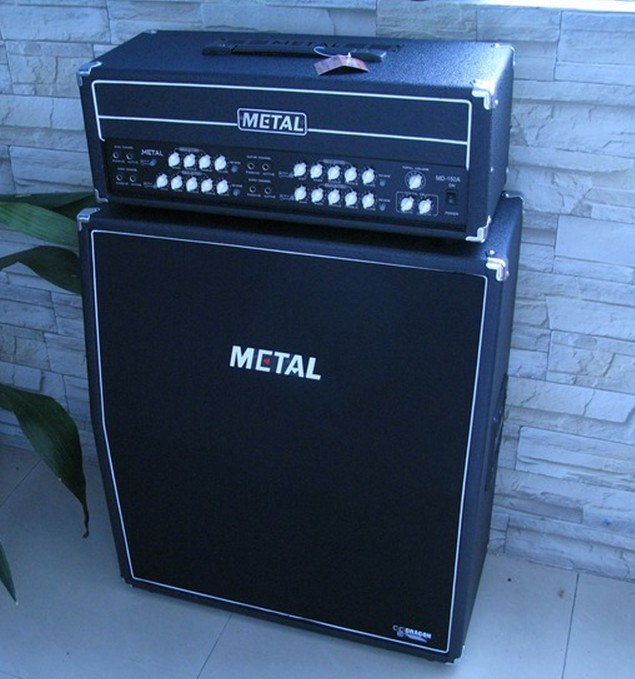 New METAL fission music MX - 150 - a 150 w w electric guitar sound rehearsed speakers multifunctional speakers