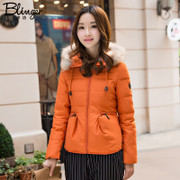 Down garment female season special offer slim portable short clearance Korean coat jacket J130107