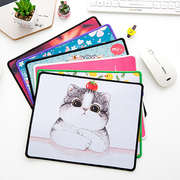 Korean version of the game mouse pad cute cartoon table pad pad pad pad