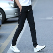 2017 spring and summer new casual pants young men of the Korean version of small pants Haren pants pants pants