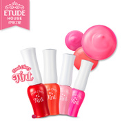 ETUDE HOUSE Edith house fresh color lip gloss lasting moisturizing lipstick lip liquid dye two bonus