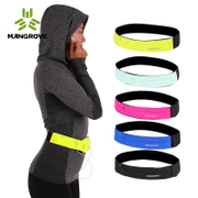 Mangrove outdoor running multi-purpose sports men and women mobile phone pocket pocket stealth personal fitness waterproof belt