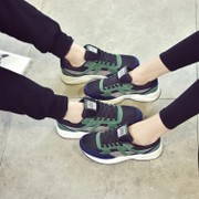 Autumn's Korean ulzzang sports shoes female students all-match Harajuku lovers shoes casual flat running shoes