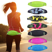 Outdoor bag men's lady running pocket sports music mobile phone package personal security hidden pocket running bag