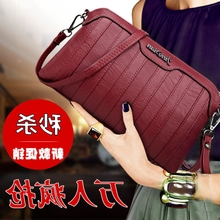 2017 bags of fashion fashion handbag leisure single shoulder bag hand bag new autumn tide retro small package