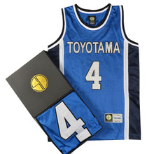 The original box embroidery SLANDUNK dunk No. 4 South high school master Feng Yu strong basketball clothes / basketball vest