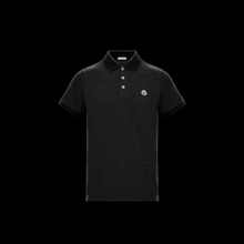 Moncler/ Mongolian 2018 new early summer POLO cotton short-sleeved 1 mother of pearl button 1004511 shirt