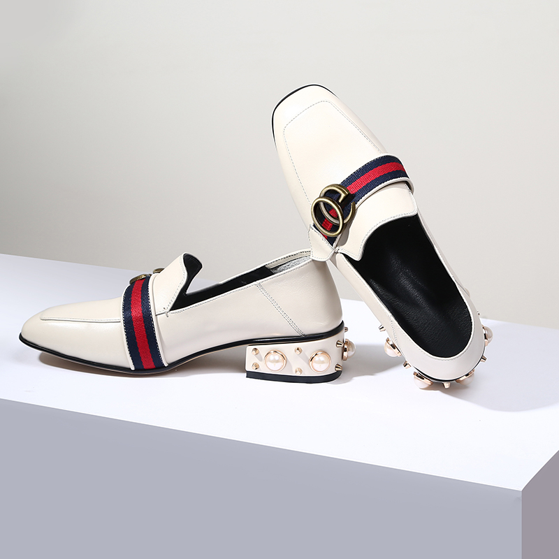 Купить Туфли со стразами в Китае, в интернет магазине таобао на русском языке