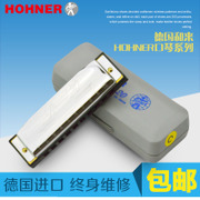 Germany imported HOHNER and 10 C SP20 Levin hole harmonica Blues Bruce beginner adult professional students