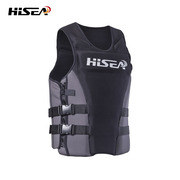Lifejacket adult children thickened outdoor swimming vest Buoyancy Swimsuit floating drift diving fishing clothes